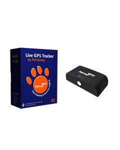 PETTORWAY Z3 GPS TRACKER