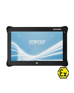 Ecom PAD-EX 01 ATEX Windows Tablet