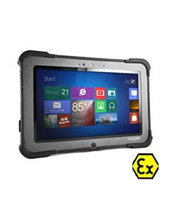 Xplore Bobcat IECEx ATEX Windows Tablet