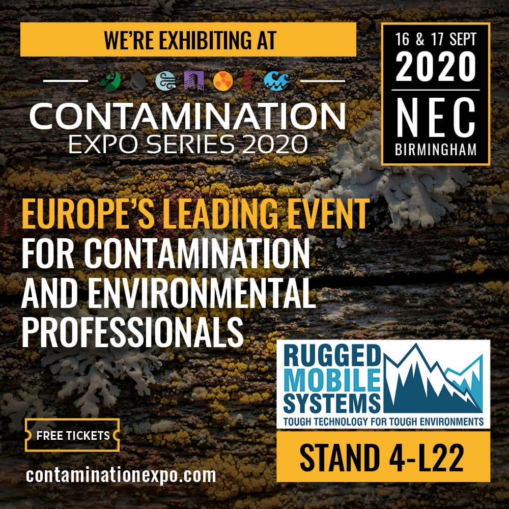 Contamination Expo Series Exhibition 2020
