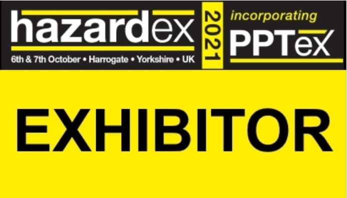 Visit us at the Hazardex Conference 2021