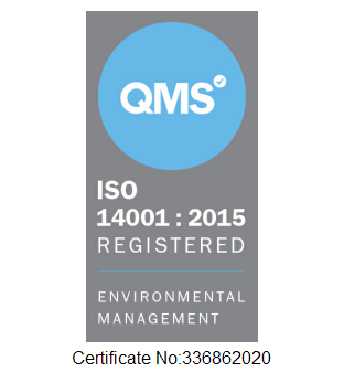 ISO 14001:2015 Environmental Management Systems Registration