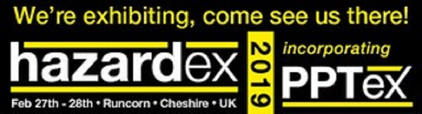 Getting hands on with ATEX approved devices at Hazardex 2019